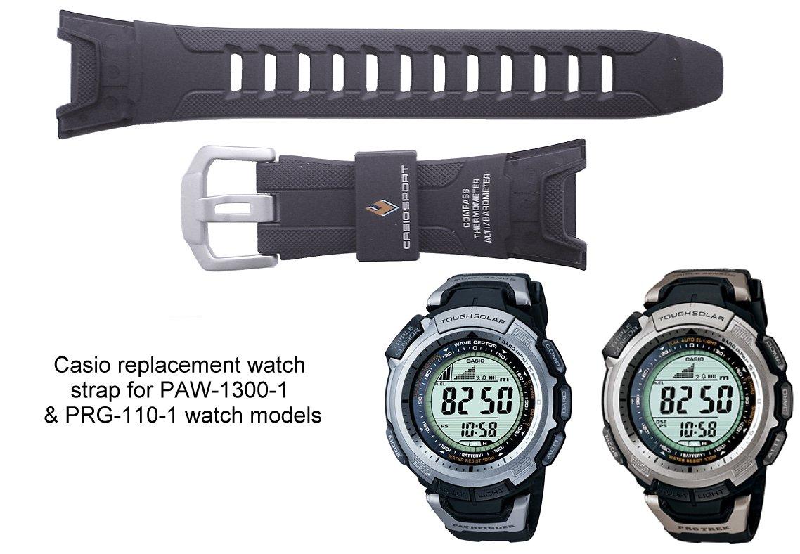how to fix casio watch strap